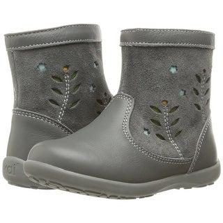See Kai Run Girls Mizuki Ankle Buckle Chelsea Boots - 4 toddler little girl