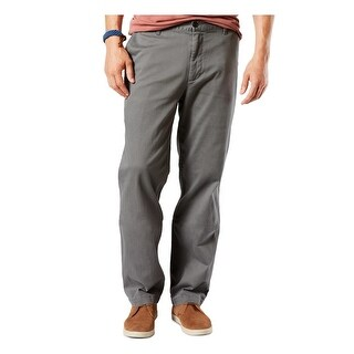 Dockers Mens Big & Tall Khaki Pants Twill Classic Fit - 48/32