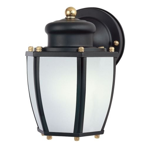 "Westinghouse 6451600 7.75"" Tall 1 Light Outdoor Wall Sconce"