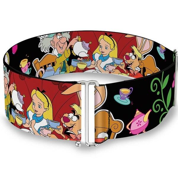 Alice's Encounters In Wonderland Cinch Waist Belt ONE SIZE