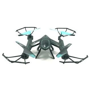 TechComm Alpine Griffon RC Quadcopter Drone with Radical Flips & Rolls (Option: Blue)