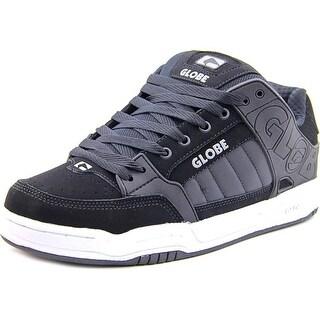 Globe Tilt Men Round Toe Leather Skate Shoe