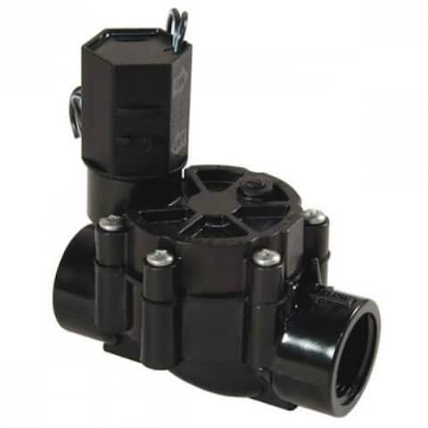 """Rain Bird CP-075 Electric Automatic In-Line Irrigation Valve, 3/4"""" FPT"""