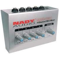 Nady 4-channel Mini Mixer