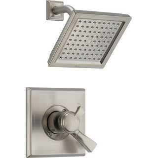 Delta T17251  Dryden Monitor 17 Series Dual Function Pressure Balanced Shower Only with Integrated Volume Control Less Rough-In