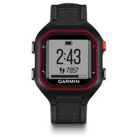 Refurbished Garmin Forerunner 25 black and Red GPS Running Watch