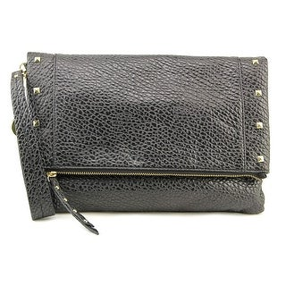 Rosetti Justine Clutch Women Synthetic Clutch - Black