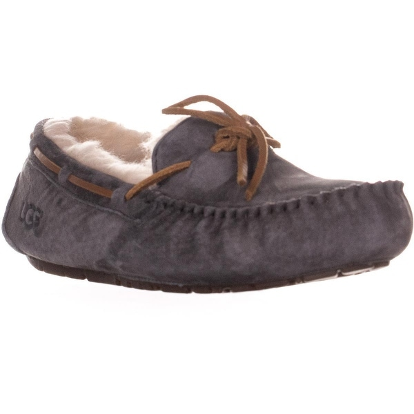 f9626823f23 Shop UGG Dakota Loafer Slippers, Pewter - Free Shipping Today ...