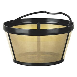 "Mr. Coffee 8"" Bskt Gold Scrn Filter"