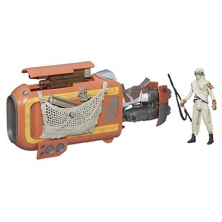 Star Wars Racers with Figure (Option: Orange)