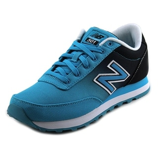 New Balance WL501 Women Round Toe Synthetic Blue Sneakers