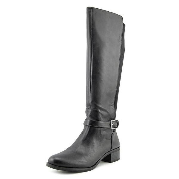 Alfani Fasa Womens Black Boots
