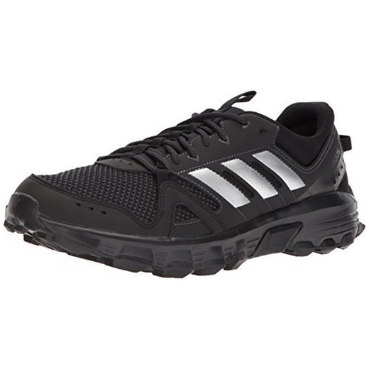 Adidas Mens Rockadia Trail, Black/Silver/Carbon