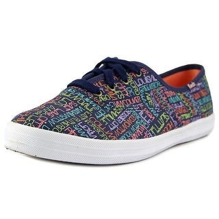 Keds Cities   Round Toe Synthetic  Sneakers