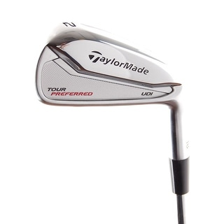 New TaylorMade Tour Preferred UDI 2-Iron 18* RH w/ Stiff N.S. PRO Steel Shaft