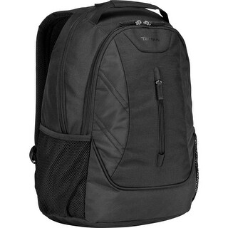 "Targus TSB710US Targus Ascend TSB710US Carrying Case (Backpack) for 16"" Notebook - Black - Weather Resistant - Polyester -"