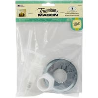 Transform Mason Lid Insert-Pump