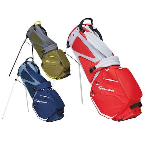 2020 TaylorMade Flextech Yarn Dye Stand Bag