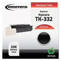 Innovera Remanufactured TK-332 Toner, Black Remanufactured TK-332 Toner, Black