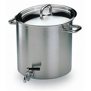 Excellence Stockpot With Lid And Faucet 15.75 in.