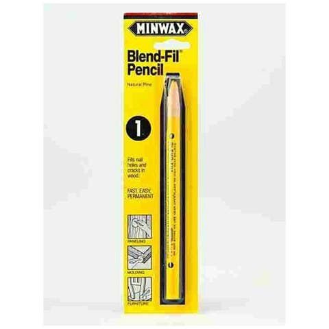 Minwax 11004 Wood Filler Pencil, #4, Frosted