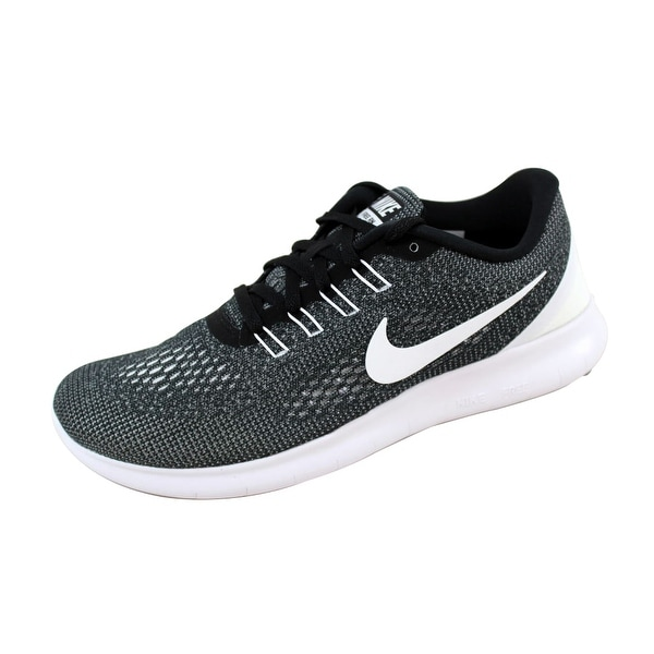 Nike Men's Free Run H Black/White-Black 889121-001
