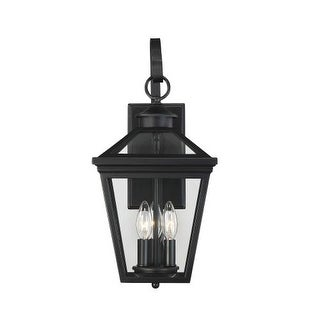 "Savoy House 5-141 Ellijay 3 Light 19"" Tall Outdoor Wall Sconce"