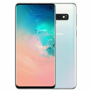 Link to Samsung Galaxy S10 SM-G973U 128GB Prism White Verizon GSM Unlocked Similar Items in Mobile Phones