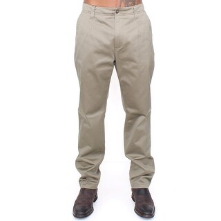 Dolce & Gabbana Green Cotton Slim Fit Chinos Pants - it54-xxl
