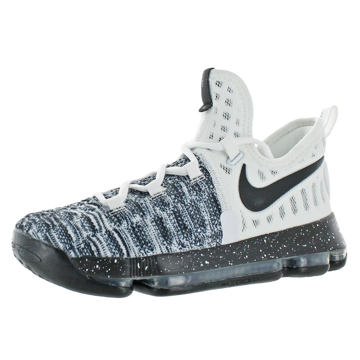 low priced 340b4 1ec8f Nike Boys Zoom KD9 Basketball Shoes Big Kid Textured