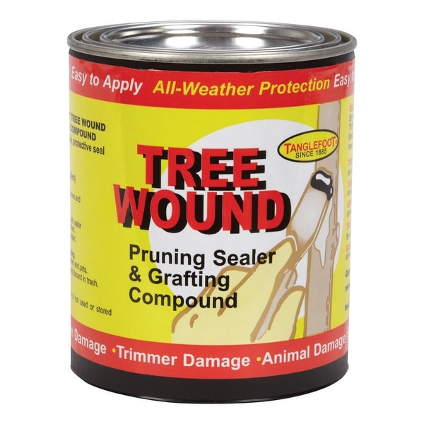 Tanglefoot 0461812 Tree Wound Pruning Sealer & Grafting Compound, 1 Pint