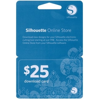 Silhouette $25 Download Card-|https://ak1.ostkcdn.com/images/products/is/images/direct/783722613fcb935069a9ca1889058f85e325eaa6/Silhouette-%2425-Download-Card-.jpg?impolicy=medium