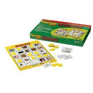 Edupress EP-2345 Spanish In A Flash Bingo - Set 1