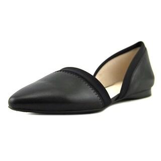 Alfani Womens Perrlla Fabric Pointed Toe Slingback Flats