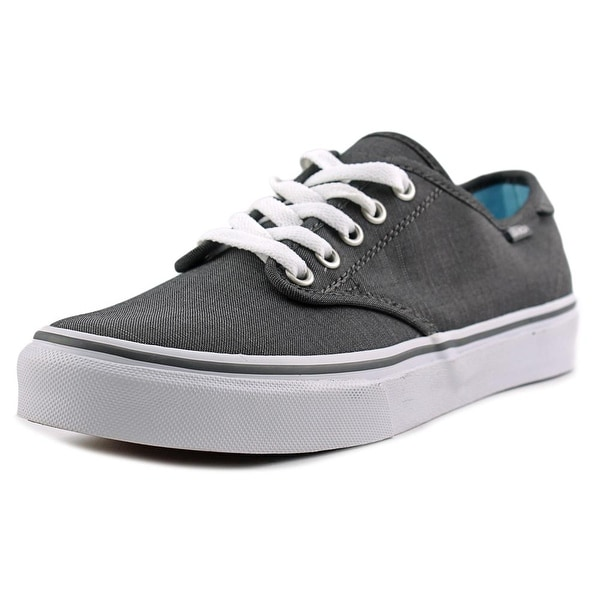 Vans Camden Deluxe Women Round Toe Canvas Sneakers