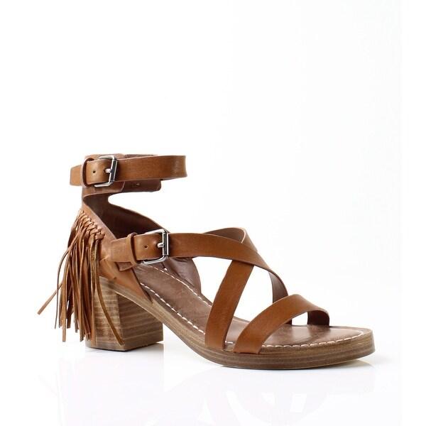 Belle Sigerson Morrison NEW Brown Women's Shoes 8M Alisha Sandal