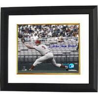 Frank Howard signed Washington   8x10 Photo Custom Framed Hondo MLB Hologram