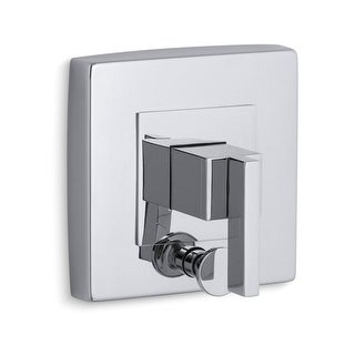 Kohler K-T14668-4 Single Handle Rite-Temp Pressure Balanced Valve Trim Only with Diverter and Metal Lever Handle from the Loure