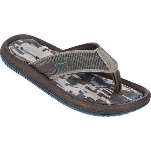 a45773fe5950a Shop Rider Boys  Dunas VI Blue Brown Grey - On Sale - Free Shipping On  Orders Over  45 - Overstock - 11795069