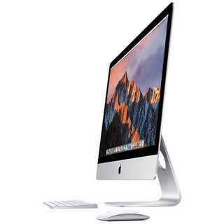 "Apple 27"" iMac, Retina 5K Display, 3.8GHz Intel Core i5 Quad Core, Silver, MNED2E/A (Spanish Keyboard)"