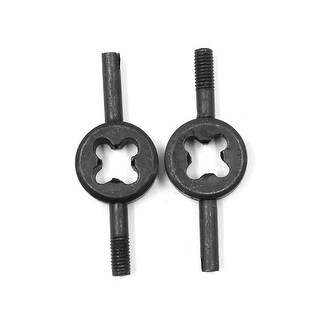 Unique Bargains Motorcycle Bicycle Tire Core Remover Inside Spanner Wrench Repairing Tool 2 Pcs