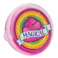 Toysmith 09394 2.65 oz Pink Unicorn Poop
