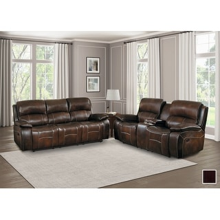 Link to Orsina 2-Piece Reclining Living Room Set Similar Items in Loveseat Sets
