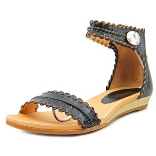 Pikolinos Alcudia Open Toe Leather Gladiator Sandal