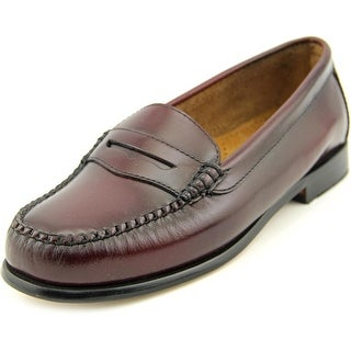 GH Bass & Co Wayfarer Round Toe Leather Loafer