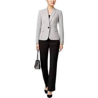 Le Suit Womens Pant Suit 2PC Business Wear - 6