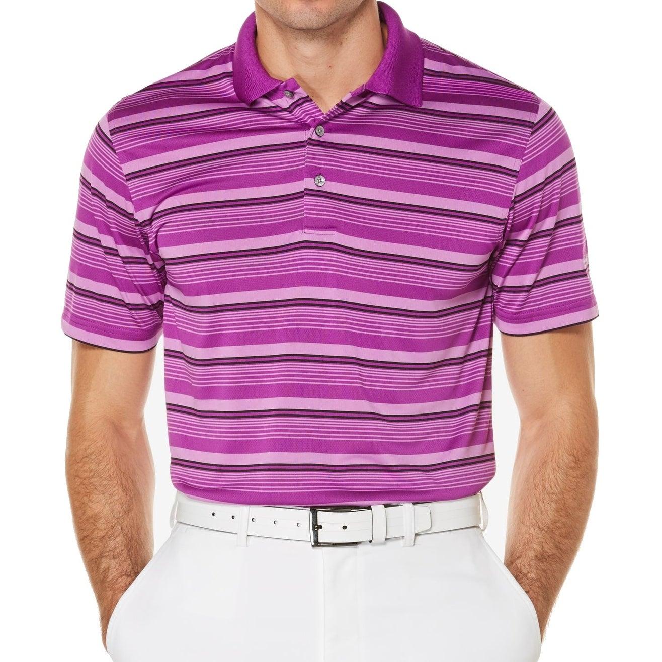 pga tour long sleeve polo shirts