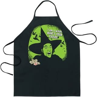 Wizard of Oz I Am A Witch Apron|https://ak1.ostkcdn.com/images/products/is/images/direct/784da52adca1fc96e337140bc500e79141cecc80/Wizard-of-Oz-I-Am-A-Witch-Apron.jpg?impolicy=medium