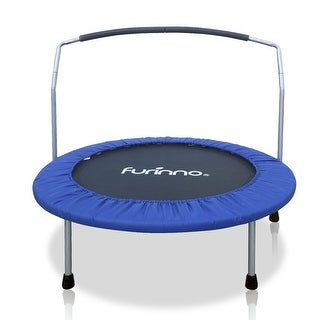 Furinno FT7236H 36 in. Trampoline with Handle Bar