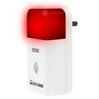 SimpleHome Smart Wifi Alarm Siren SimpleHome WiFi Alarm Siren